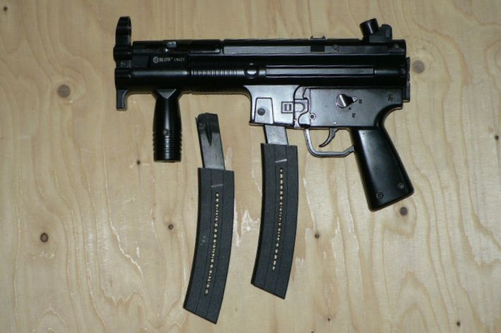 My expedient smg [Archive] - The Explosives and Weapons Forum